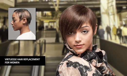 Womens non-surgical hair replacement connecticut